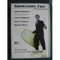 Supastars Two bodyboard dvd