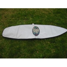 Island Style boardbag 6'6ft zilver